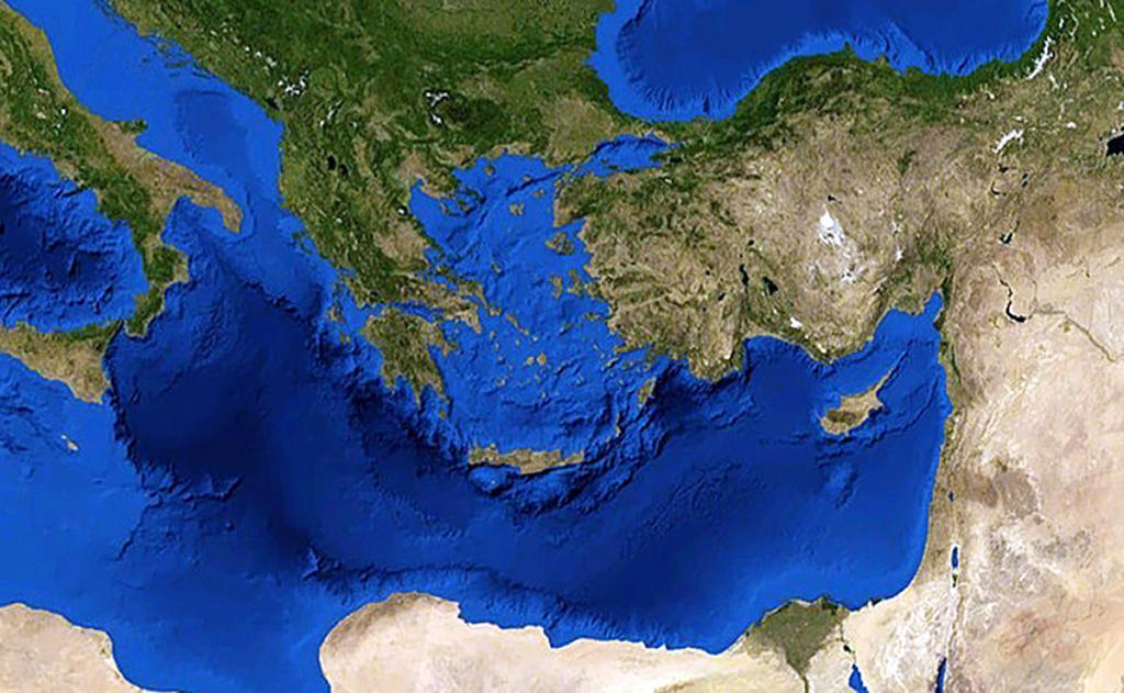 İki Deniz Havzasında Güç Mücadelesinde Türkiye'nin Yeri