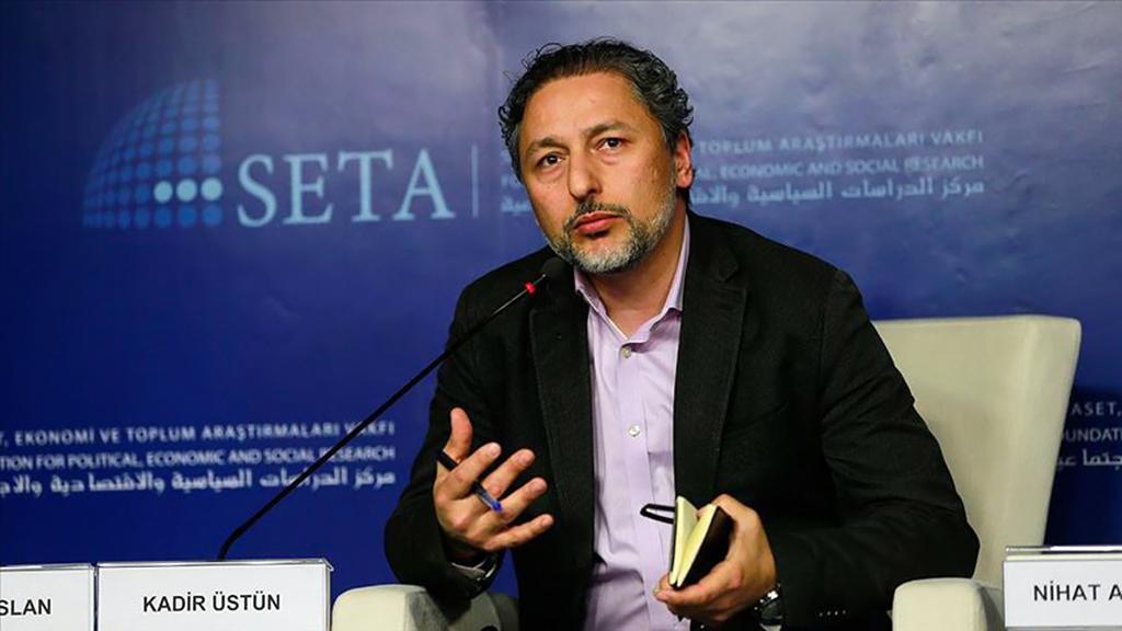 SETA Washington DC Koordinatörü Üstün: ABD'nin Türkiye'ye Yaklaşımı Sürekli Değişkenlik Gösteriyor