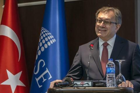 NATO Genel Sekreter Yardımcısı Büyükelçi Tacan İldem