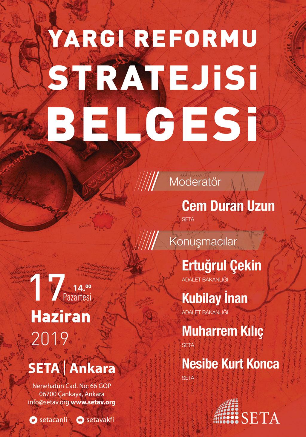 Yargı Reformu Stratejisi Belgesi