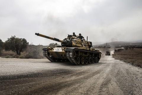 Türk Tankı | Analiz: Türkiye'nin Askeri Üs Stratejisi ve Irak