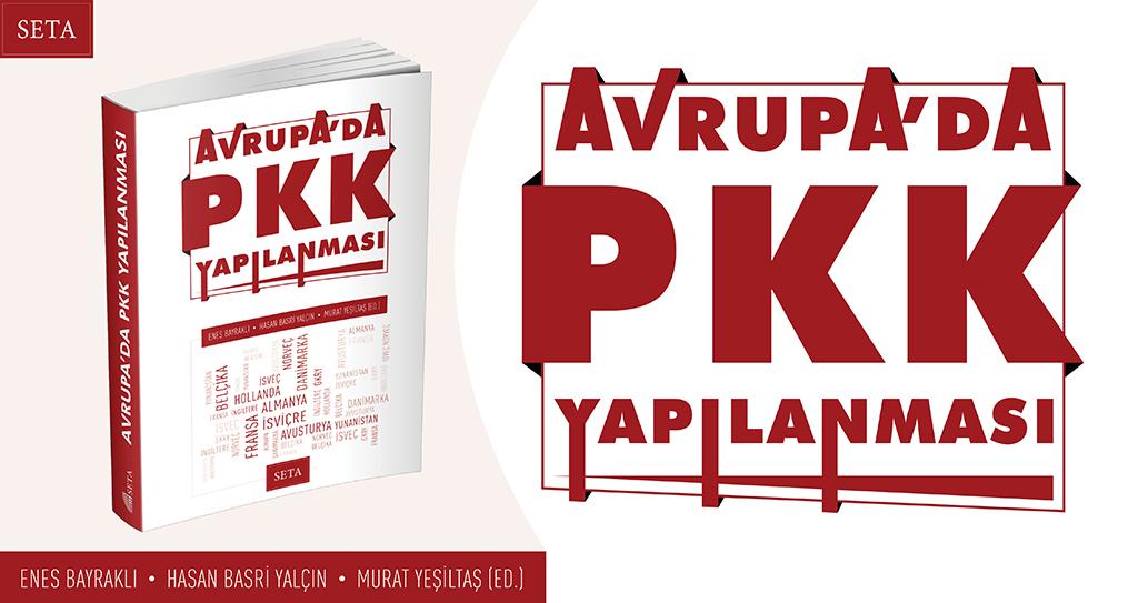 Kitap: Avrupa'da PKK Yapılanması