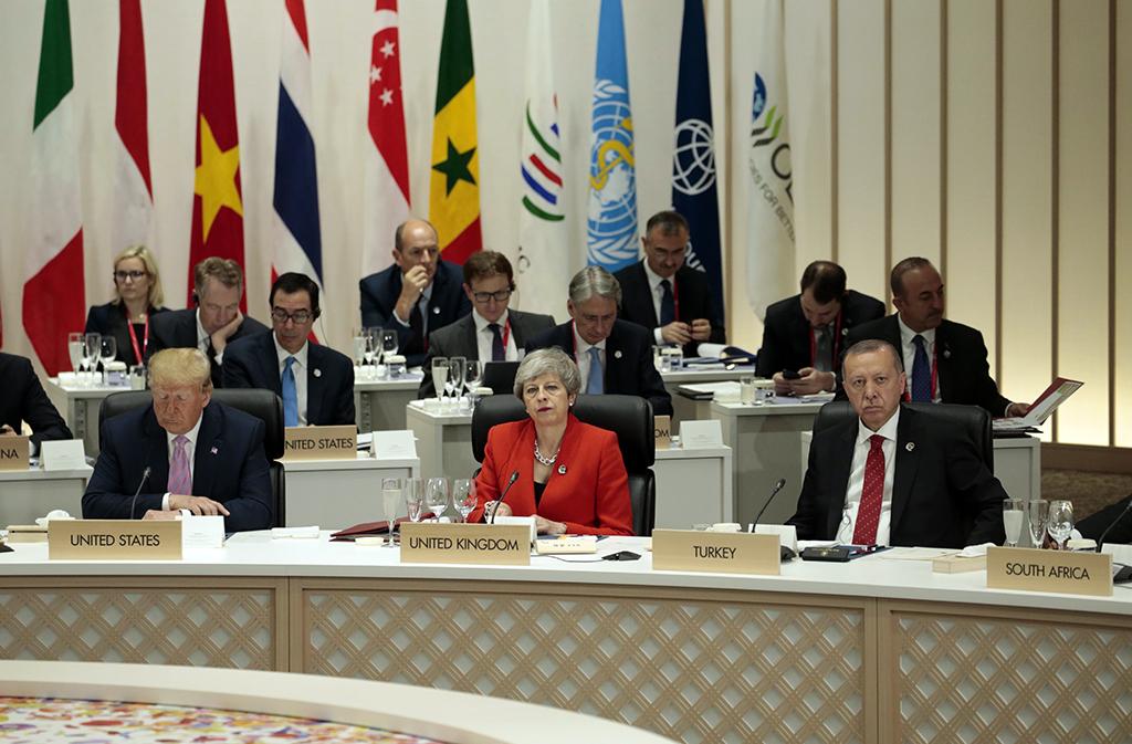 Osaka G20 Müzakereleri
