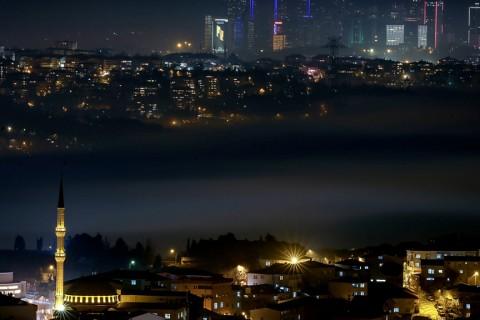 Şubat 2019 | İstanbul'da sis.