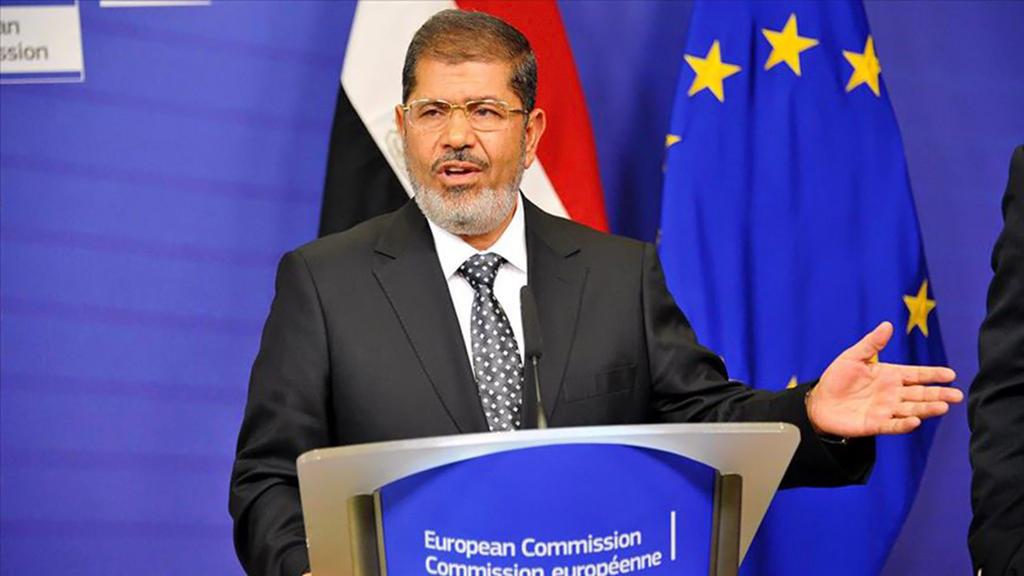Mursi nin Vefatı Batı nın Yüz Karasıdır