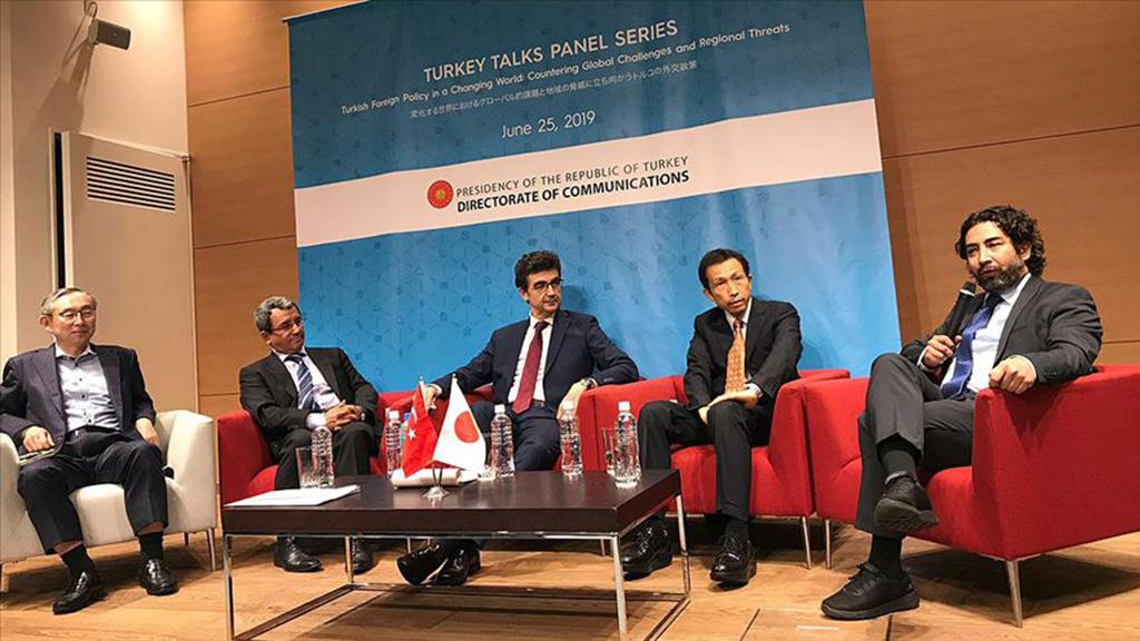 G-20 Zirvesi Türkiye ve Japonya için Bir Fırsat