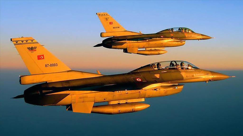 Pençe Harekâtı, Irak ve İran