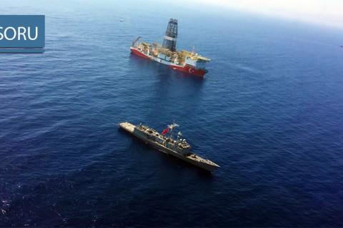 Fatih Sondaj Gemisi | Doğu Akdeniz