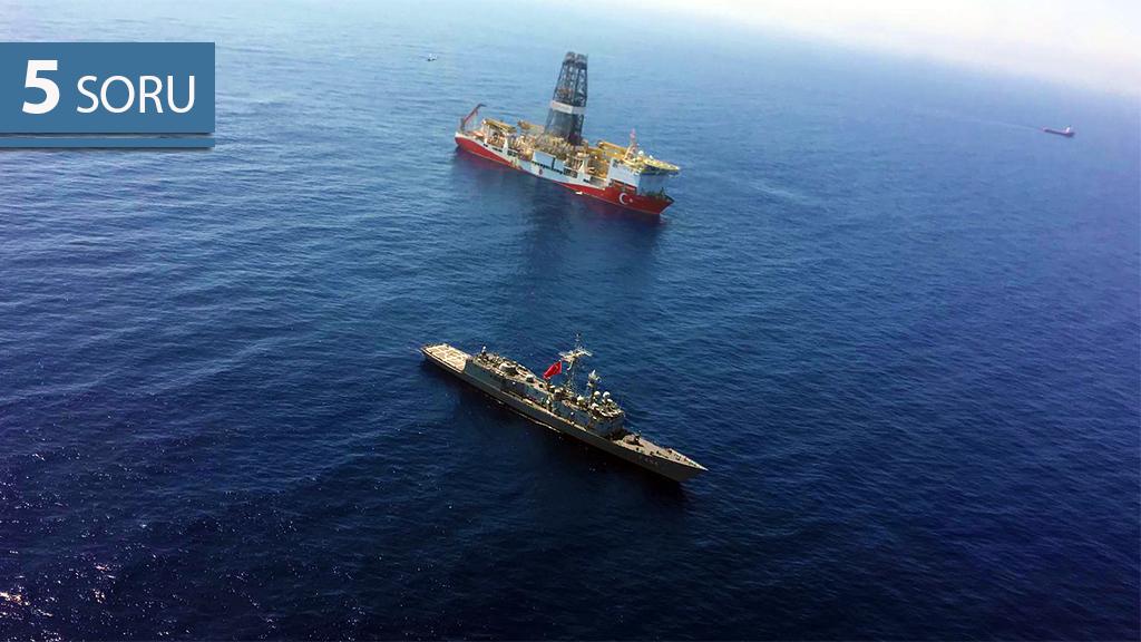 5 Soru: Akdeniz'de Enerji Oyunu