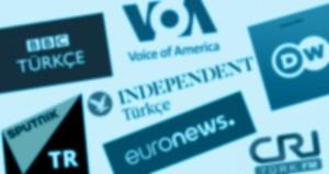 Rapor: Uluslararası Medya Kuruluşlarının Türkiye Uzantıları