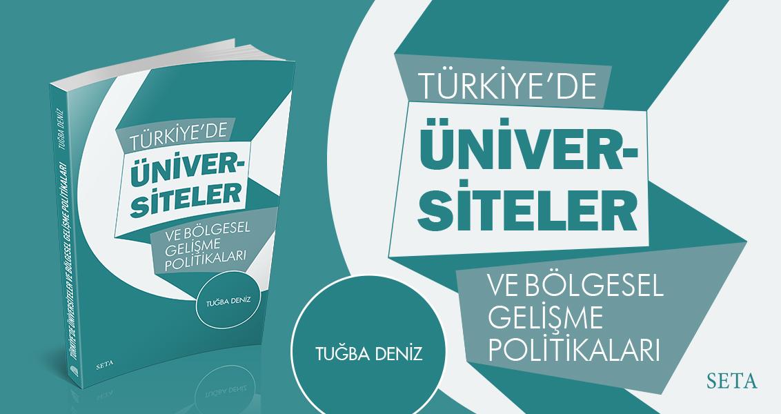 Kitap: Türkiye'de Üniversiteler ve Bölgesel Gelişme Politikaları