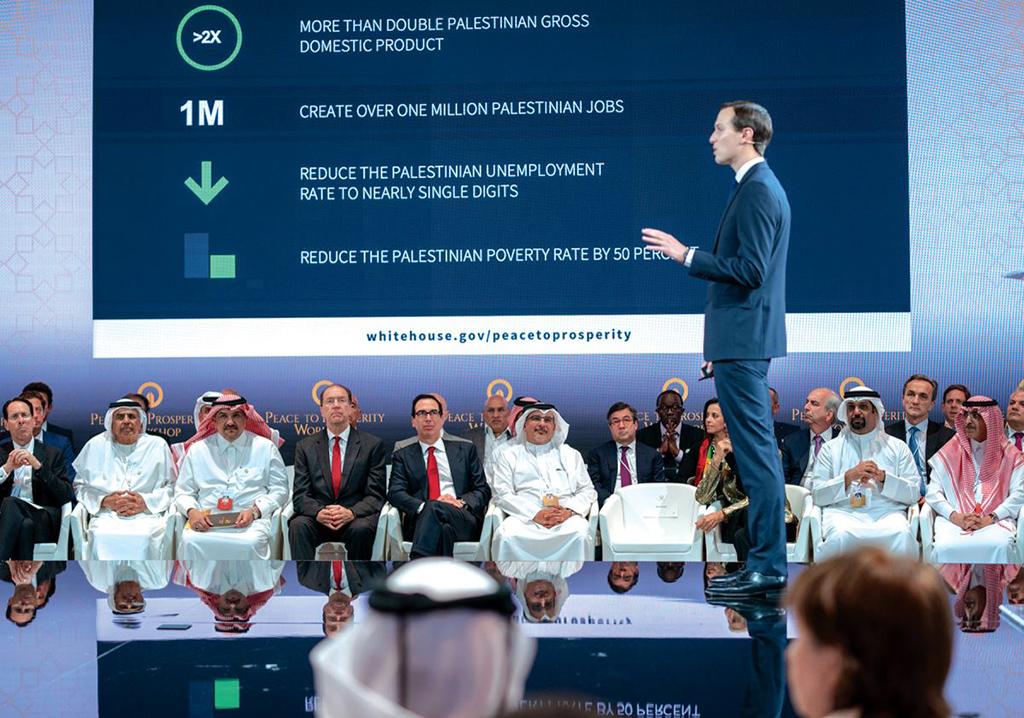 Başarısız Olmaya Mahkum Bir Plan: Yüzyılın Anlaşması ve Bahreyn Zirvesi
