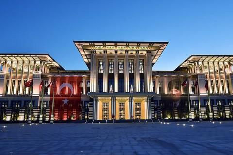 Cumhurbaşkanlığı Sarayı, Türkiye'nin başkenti Ankara'daki Atatürk Orman Çiftliği arazisinde bulunan Cumhurbaşkanlığı Külliyesindeki Türkiye cumhurbaşkanı konutudur.