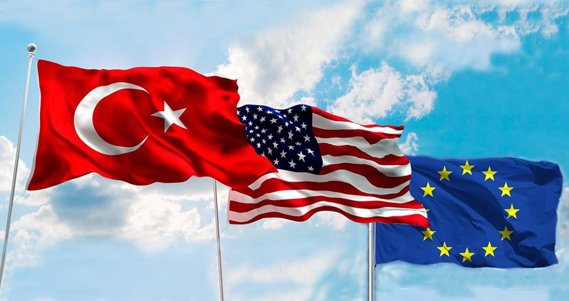 Türkiye-ABD-AB