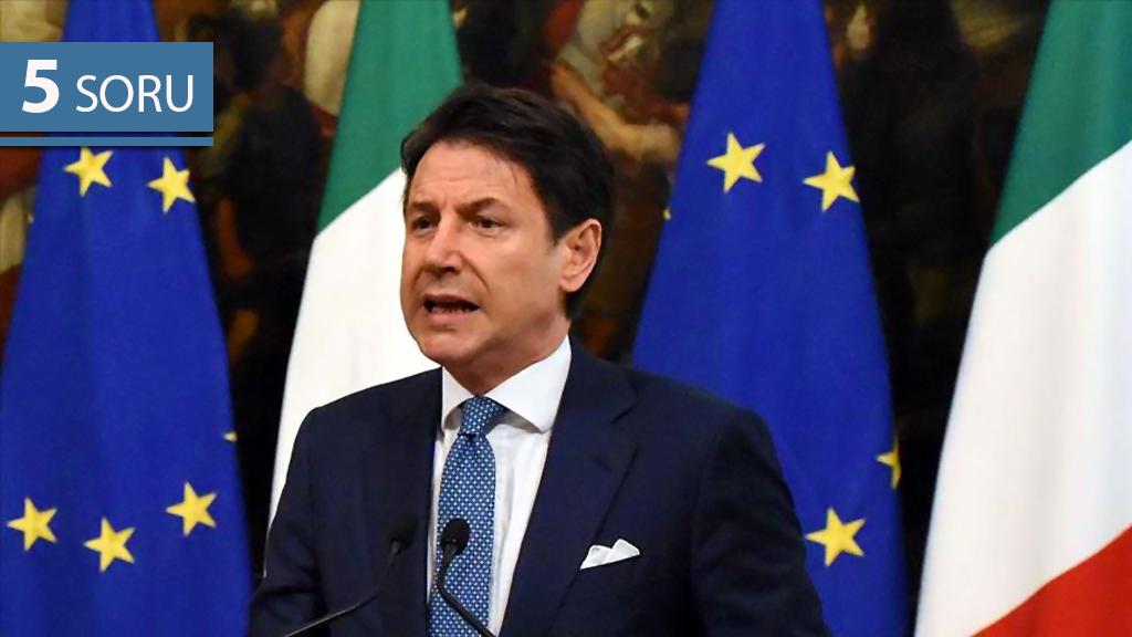 5 Soru: İtalya'da Hükümet Krizi