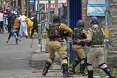 Hindistan yönetimi merkezli Jammu ve Keşmir'deki şiddet olaylarında bu yılın ilk altı ayında en az 271 kişi hayatını kaybetti.