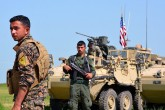 ABD'nin, Suriye'de terör örgütü PYD/PKK'ya DEAŞ'la mücadele gerekçesiyle askeri yardımları devam ediyor.