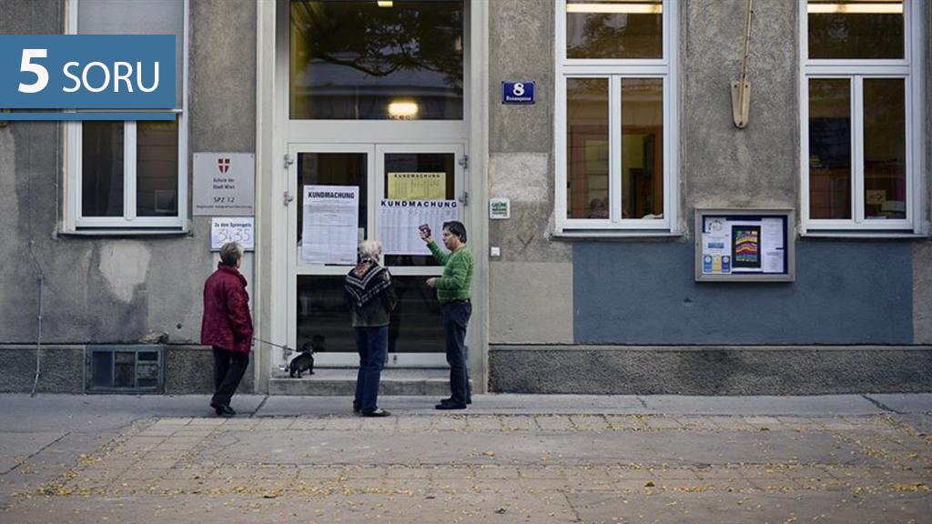 5 Soru: Avusturya Seçimleri
