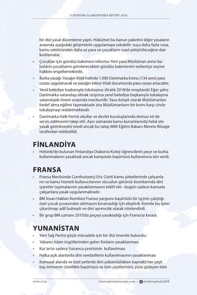 İslamofobinin Yasallaştırılması | #EIR2018