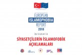 Siyasetçilerin İslamofobik Açıklamaları | #EIR2018