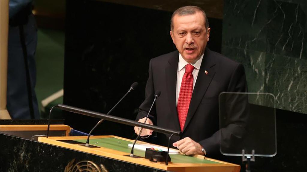 Başkan Recep Tayyip Erdoğan | BM