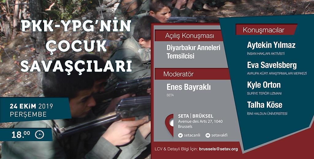 Panel: PKK – YPG'nin Çocuk Savaşçıları