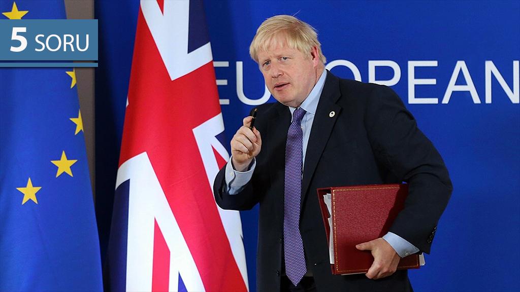 5 Soru: Brexit'te Yeni Erteleme