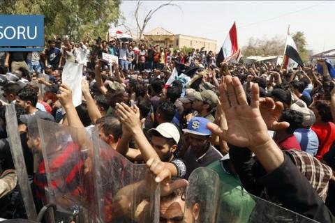 5 Soru: Irak Siyaseti ve Ülkedeki Gösteriler