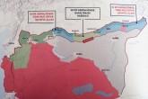 23 Ekim 2019 | Dışişleri Bakanı Mevlüt Çavuşoğlu, Anadolu Ajansı (AA) Editör Masası'nda gündeme ilişkin açıklamalarda bulundu ve soruları yanıtladı. Çavuşoğlu, Suriye konusunda Türkiye ile ABD ve Rusya Federasyonu arasında varılan mutabakatları harita üzerinden değerlendi.