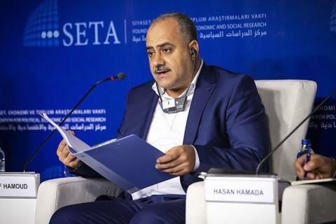 Suriye Milli Ordusu (SMO) Sözcüsü Yusuf Hamoud