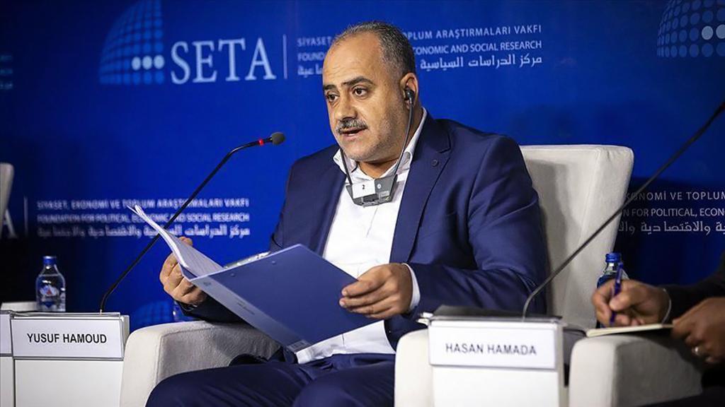 SMO Sözcüsü Yusuf Hamoud: 'Suriye Milli Ordusu Etnik ve Dini Azınlıkları Koruyacak'