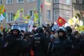 Almanya'da PKK gösterisi