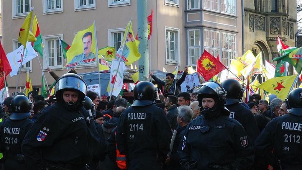 Barış Pınarı'nın Almanya Cephesi