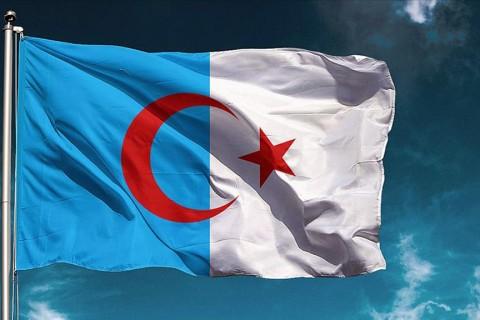 Suriye Türkmen Bayrağı
