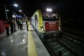 7 Kasım 2019 | Çin'in Şian şehrinden yola çıkıp, Kars üzerinden Türkiye'ye giriş yaparak, Marmaray'ı kullanıp Avrupa'ya geçen ilk yük treni oldu. Ayrılık Çeşmesi durağına gelen tren Üsküdar, Sirkeci, Yenikapı ve Kazlıçeşme duraklarını geçerek Zeytinburnu'na ulaştı. Toplam uzunluğu 820 metre olan 42 konteyner yüklü vagonla hareket eden tren, Avrupa'ya ulaşarak tarihe geçti.