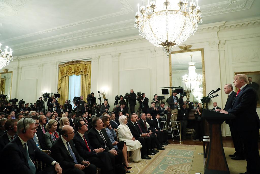 Erdoğan'ın Washington Ziyareti Türkiye Karşıtı Kampanyayı Kıracak