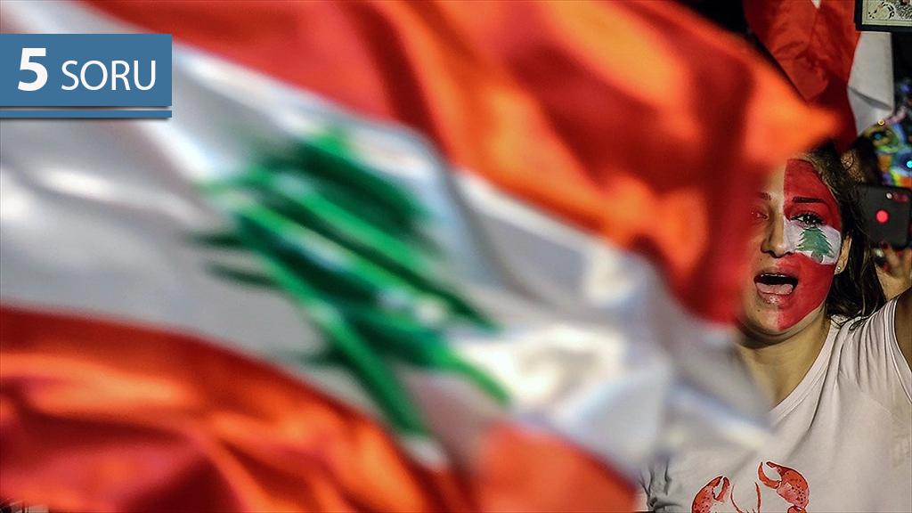 5 Soru: Lübnan'da Gösteriler ve Siyasal Kriz