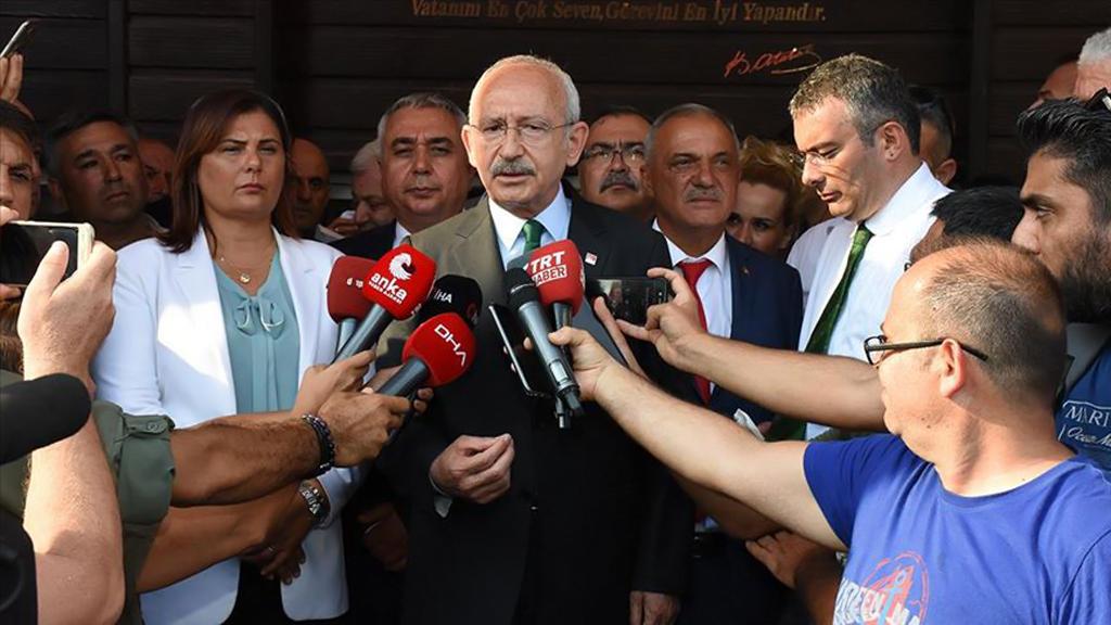 CHP'de Ertelenemeyecek Hesaplaşmalar