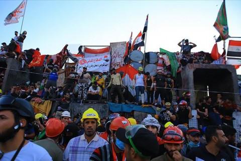 Irak Protestoları