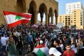 Lübnan'da gösteriler