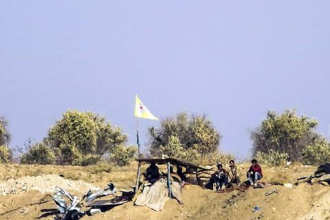 YPG - PKK - SDG