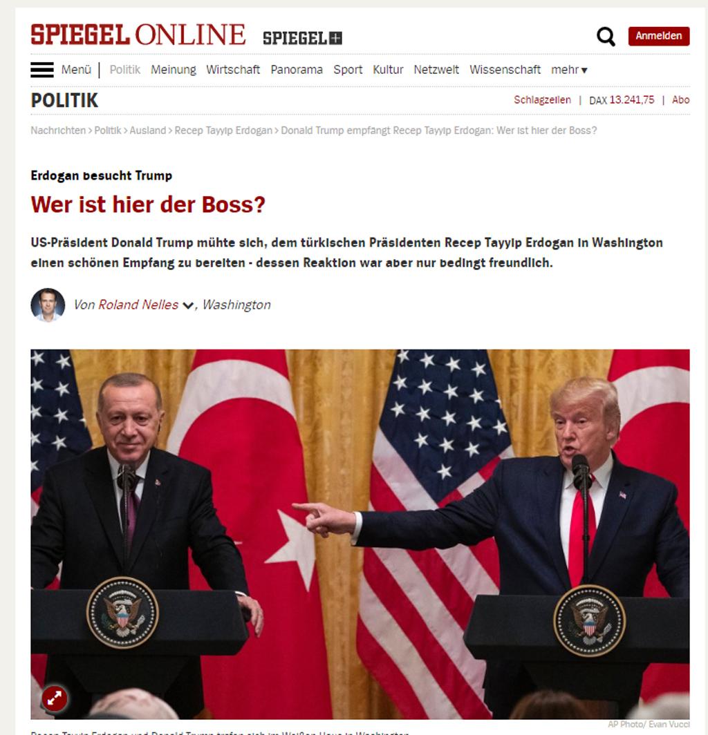 Burada patron kim? | Der Spiegel