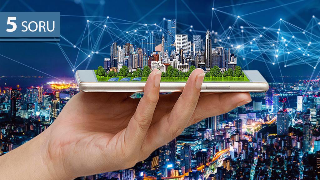 5 Soru: 2020-2023 Ulusal Akıllı Şehirler Stratejisi ve Eylem Planı