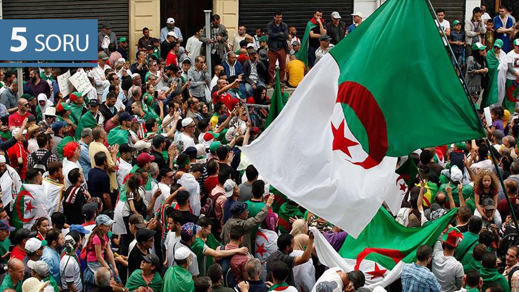 5 Soru: Cezayir'de 12 Aralık Cumhurbaşkanı Seçimi ve Protestolar