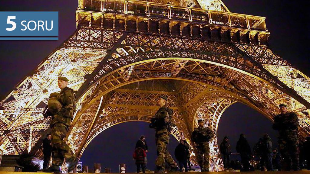 5 Soru: 5 Aralık'ta Fransa'yı Bekleyen Büyük Grev