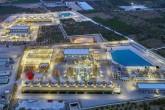 Bir enerji depolama tesisi