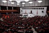 2 Ocak 2020 | TBMM, Libya'ya asker gönderilmesine ilişkin Cumhurbaşkanlığı tezkeresinin görüşmeleri için olağanüstü toplandı. Görüşmelerin ardından yapılan oylamada tezkere kabul edildi.