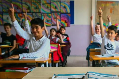 İlkokul Öğrencileri