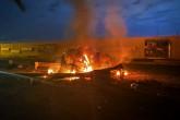 """İranlı komutanın öldürülmesi: ABD Savunma Bakanlığı (Pentagon), İran Devrim Muhafızları Ordusuna bağlı Kudüs Gücü Komutanı Kasım Süleymani ve Haşdi Şabi Başkan Yardımcısı Ebu Mehdi el Mühendis'in, Bağdat Havalimanı yakınında düzenlenen saldırıda öldürüldüğünü açıklamıştı. İran'ın dini lideri Ayetullah Ali Hamaney de ülkede 3 gün ulusal yas ilan ederek, """"ABD güçlerine sert karşılık verileceğini"""" duyurmuştu."""