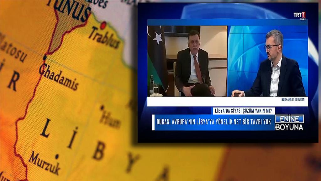 Libya'da Siyasi Çözüm Yakın mı?